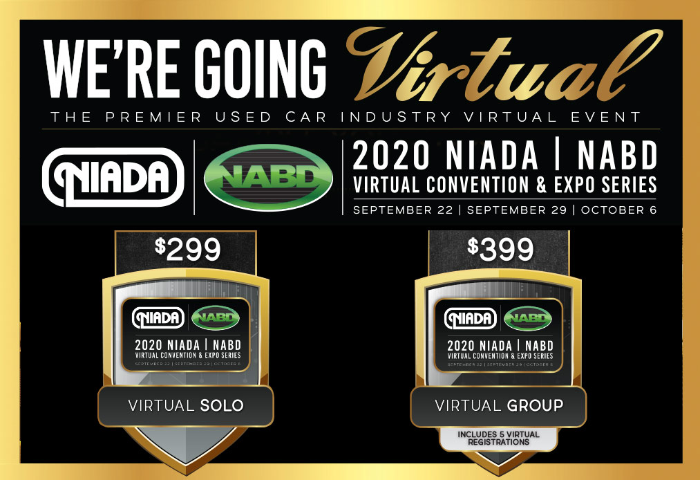 Virtual : 2020 NIADA | NABD Convention & Expo