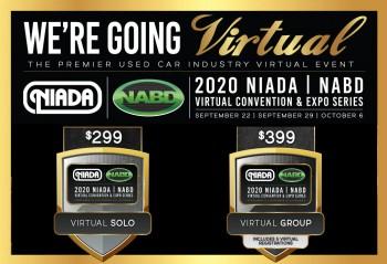 Virtual : 2020 NIADA | NABD Convention & Expo